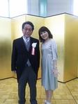 祝賀会 阿形社長と.JPG